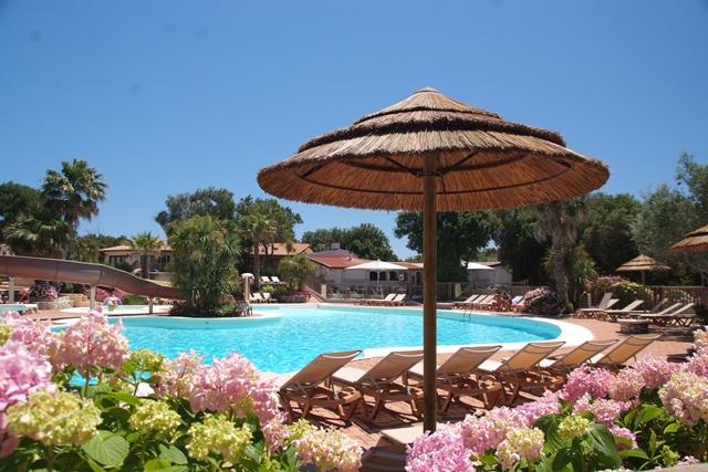 U farniente tourist office of bonifacio - Camping bonifacio piscine ...