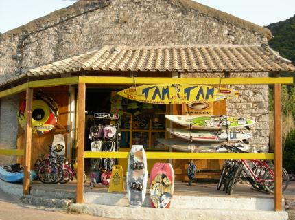 Bike renting Tam-Tam