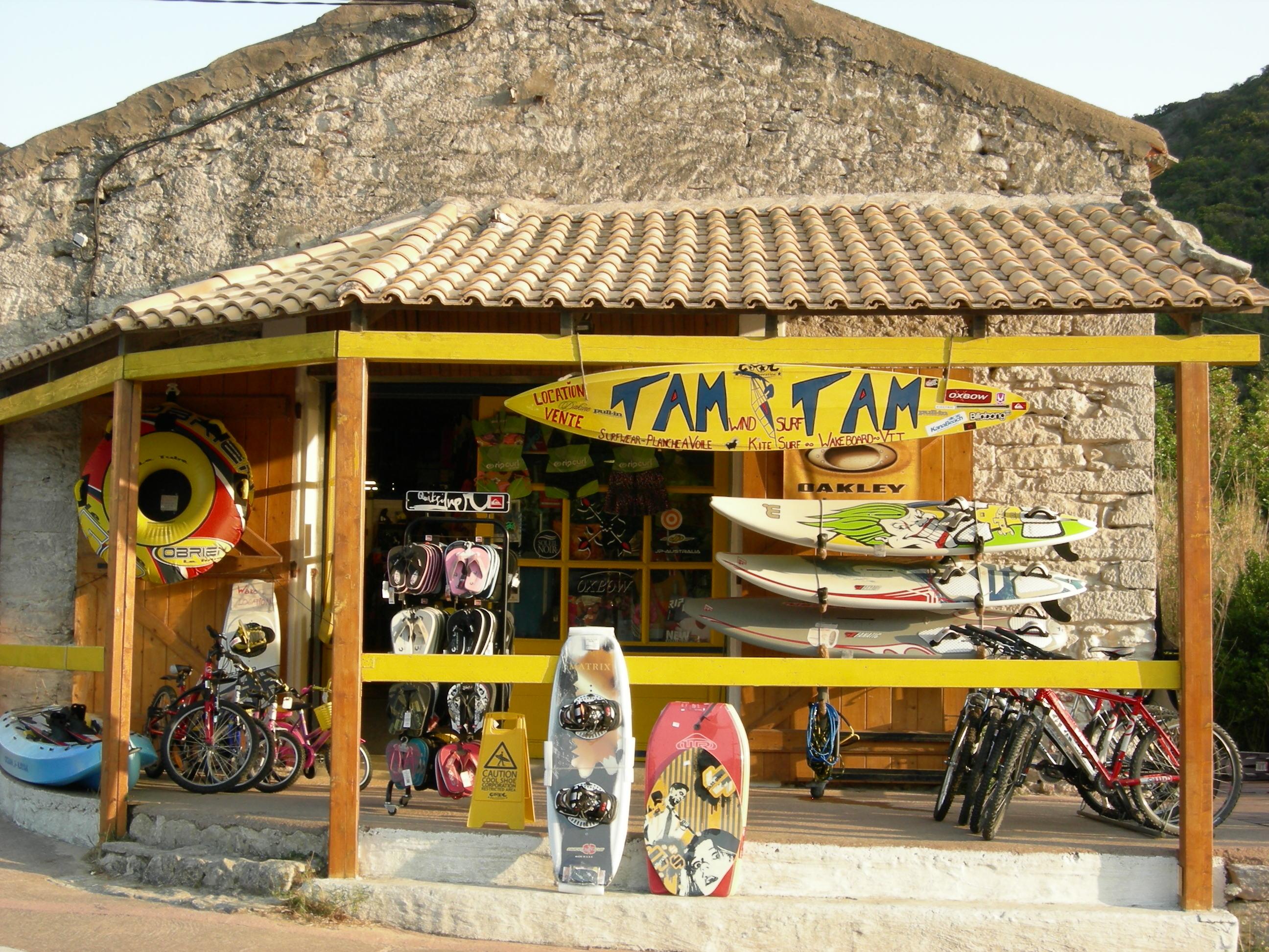 Tam-Tam Surf-Shop