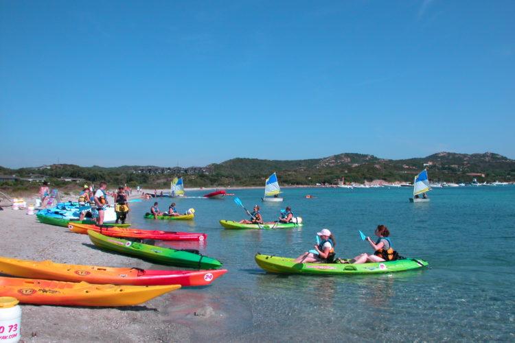 PLage, Piantarella, activités, Bonifacio, Corse