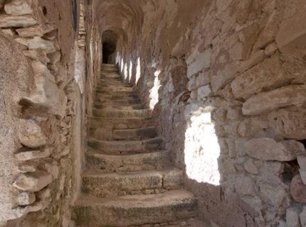 The walkway of Bonifacio