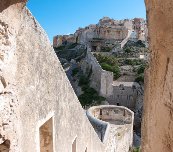 Cheminderonde, patrimoine, histoire, Bonifacio, Corse.jpg