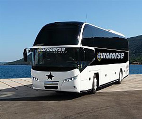 Bus Bonifacio<->Ajaccio