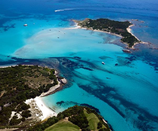 The Archipelago Of The Lavezzi Islands Tourist Office Of