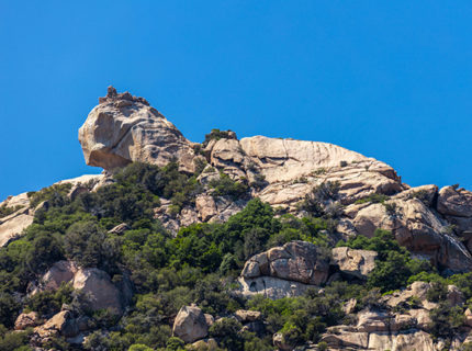 In southern Corsica and 1 hour from Bonifacio
