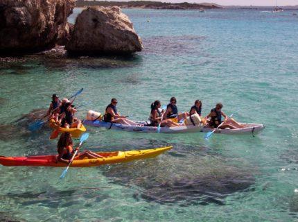 Sea kayak Bonif 'Kayak