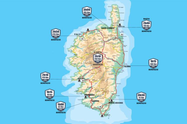 carte-distances- horaires- Bonifacio- Cors.jpg